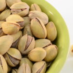 EAT MORE PISTACHIOS AND OTHER NUTS